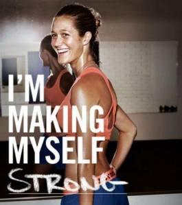 I'm Myself Strong