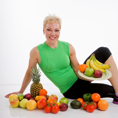 Fitness in your own home with Janna Vorontsova